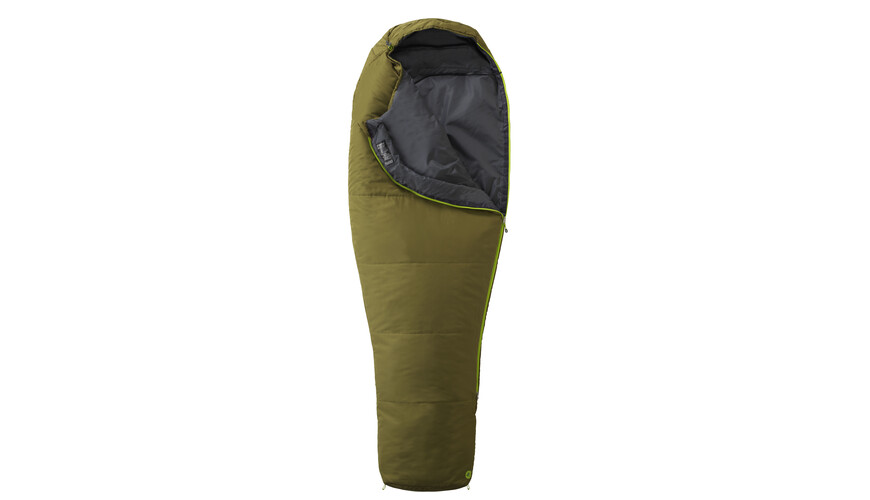 Marmot NanoWave 35 Sovepose regular oliven
